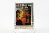 Commodore VIC-20: Super Alien Game - w/ Box & Cartridge, No Manual | USED