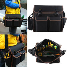 Electricians Multi Funtional Oxford Tool Bag Heavy Duty Weatherproof Toolbag