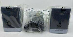 Harman Kardon Computer Speakers for HP Gray Black SP05A04 5069-4942