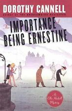 The Importance of Being Ernestine by Dorothy Cannell (2002, Hardcover)
