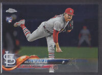 Topps - Chrome Update 2018 - Base HMT7 Miles Mikolas - St Louis Cardinals RC
