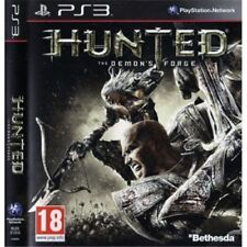 Hunted The Demons Forge PS3 NEW FREE POSTAGE