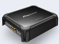 Pioneer GM-DX874 4-Channel Bridgeable Amplifier with Bass Boost Remote