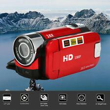 Camcorder Digital Video Camera 1080P HD TFT LCD 24MP 16x Zoom DV AV USA