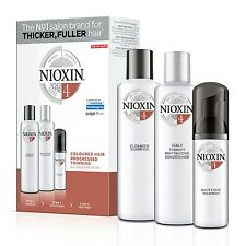 Nioxin System 4 Starter Kit Fine Coloured Hair 2018