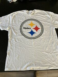 Pittsburgh Steelers Men's XL T Shirts Bud Light On Back