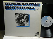 STEPHANE GRAPPELLI / BUCKY PIZZARELLI Duet AHEAD 33755/WE341