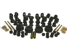 Prothane Total Suspension Bushings Inserts Kit For Nissan 300ZX 84-89 BLACK