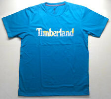 Men's Short Sleeve Timberland Linear Logo T Shirt