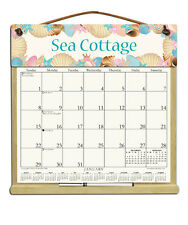 PERSONALIZED CALENDAR WITH 2018, 2019 & AN ORDER FORM FOR 2020 SEA SHELLS