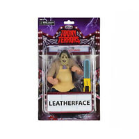 NECA TOONY TERRORS SERIES 2 LEATHERFACE TEXAS CHAINSAW FIGURE IN STOCK
