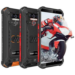 OUKITEL WP5 Pro 4GB+64GB Outdoor Handy Smartphone 8000mAh Batterie ohne Vertrag