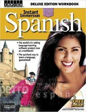 Instant Immersion Spanish: Deluxe Edition Workbook (Spanish Edition)