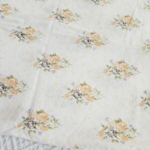 Vintage Retro flower pair Pillowcases 60s 70s 80s VW Camper Camping