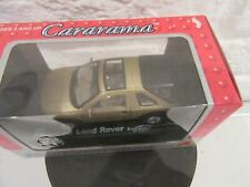 Cararama Modelauto 1:43  Land Rover Freelander