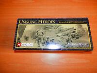 """CORGI UNSUNG HEROES M151 A1 """"MUTT"""" UTILITY TRUCK- U.S.A.F  1:43"""