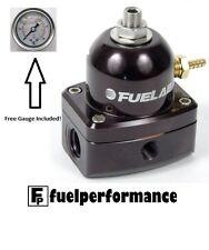 FUELAB MINI Fuel Pressure Regulator EFI  #54501-1 *Free Pressure Gauge Included*