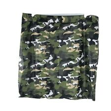 Ashley Stewart Womans Skirt Size 24 Camouflage Straight