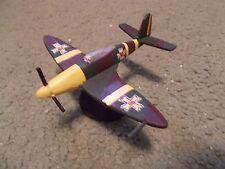 Built 1/100: Romanian HEINKEL HE-112 Fighter Aircraft