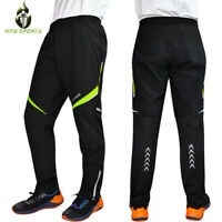 Men's Baggy Cycling Pants Downhill MTB Bike Bicycle Pants Reflective Trousers