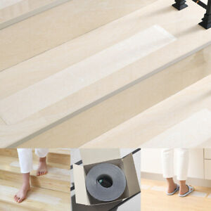 Non Slip Clear Tape Adhesive Stair Bathroom Kitchen Mat For Indoor Outdoor