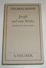 Thomas Mann - Joseph und seine Brüder  Gesammelte Werke  Frankfurter Ausgabe