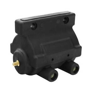 Dual Fire Twin Power Ignition Coil For Harley-Davidson Sportster Big Twin 65-79