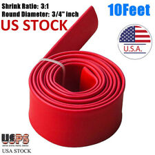 10 Feet Hest Shrink Tubing Insulation Shrinkable Tube 31 Wire Cable Sleeve Kit