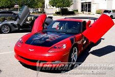 Chevy Corvette C6 05-13 Vertical Doors Inc. ZLR Door Kit Vette Chevrolet Wing