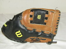 "Wilson A360 Leather Softball Glove 12"" Right Handed Thrower A0360 12"