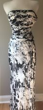 Womens 100% Silk LILLIE RUBIN Formal Gown Wedding Prom Dress   Size 2
