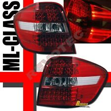 2006-2009 Mercedes Benz W164 ML 320 350 500 63 LED Tail Lights Lamps RH & LH