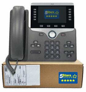 Cisco 8861 IP Phone w/Multiplatform Firmware (CP-8861-3PCC-K9) - Brand New
