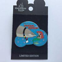 WDW - Wanna Trade Pin Series Ariel The Little Mermaid LE 2500 Disney Pin 6979