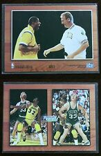 1993-94 HOOPS #MB1, MAGIC AND BIRD,    5 for 4