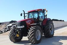 Case Puma 170 CVX - 230 CVX Tractor Service Repair Technical Manual