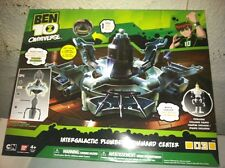BEN 10 Omniverse, NOS Intergalactic Plumber COMMAND CENTER.