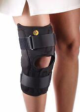 "Corflex 13"" CoolTex Anterior Closure Hinged Knee Brace OP POP #86-130X"