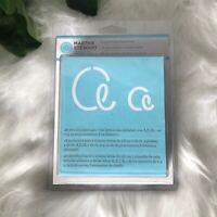 Martha Stewart Crafts Alphabet Stencil 32273 Looped Script Stencil set