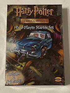 Harry Potter TCG CHAMBER OF SECRETS Two Player Starter Set Deck