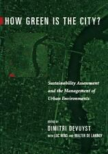 How Green is the City?, De Lannoy, Walter, Good Book