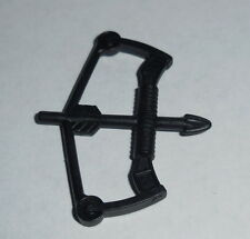 WEAPON Lego Compound Bow Black NEW Minifigure Accessory Hunter Arrow