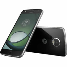 NEW Motorola Moto Z Play XT1635-02 32GB Black 5.5-Inch GSM Unlocked Smartphone
