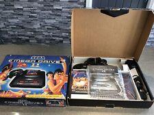 Sega Mega Drive II Console With Aladdin