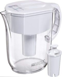 BRITA 36205 / OB46 EVERYDAY WHITE PITCHER WITH FILTER OB03