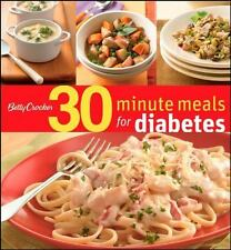 Betty Crocker 30-Minute Meals for Diabetes H/C FREE SHIPPING