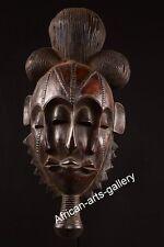 670 Rare Masque de Igbo Nigeria Afrique