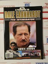 2001 DALE EARNHARDT SR. PROFILES PRESENTS MAGAZINE
