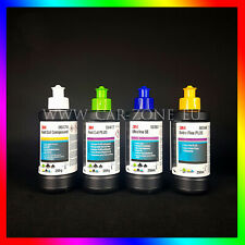 3M Perfect it set: Ultrafina SE + Fast Cut Plus + Extra Fine + Fast Cut Compound