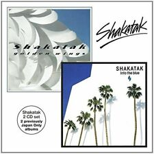 Shakatak - Golden Wings  Into The Blue [CD]